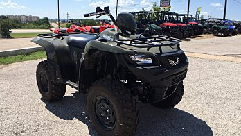 2017 Suzuki KingQuad 750 for sale 200437268